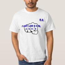 Ankylosing Spondylitis T-Shirt
