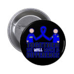 Ankylosing Spondylitis Together We Will Make A Dif Button