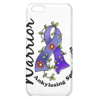 Ankylosing Spondylitis Warrior 15 iPhone 5C Covers