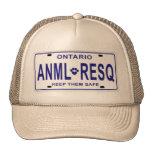 ANML-RESQ Cap Trucker Hats