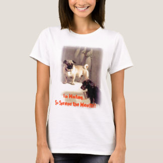 ANMPT286, I'm Waiting....So Spread... - Customized T-Shirt