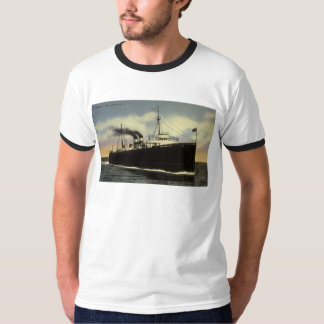 Ann Arbor Car Ferry No. 6 Arthur K. Atkinson Tee Shirts