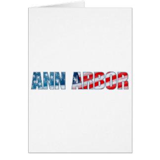 Ann Arbor Card