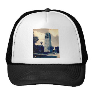 Ann Arbor Clock Tower Mesh Hats