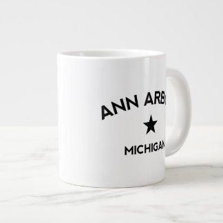Ann Arbor Michigan Taza Extra Grande