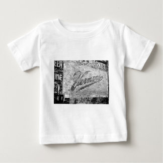 Ann Arbor Michigan Vernor's Brick Wall Vintage Baby T-Shirt
