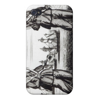 Ann Bonny and Mary Cases For iPhone 4