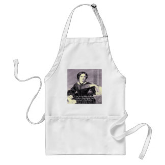 "Ann Bronte ""Rose Thorn"" Wisdom Quote Gifts & Cards Aprons"