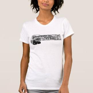Ann Charles Dancing Winnebagos Front Tshirt Design