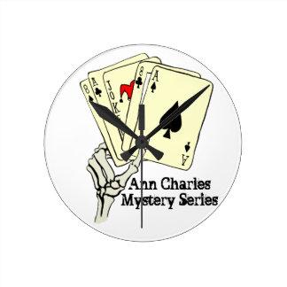 Ann Charles Mystery Series Clock