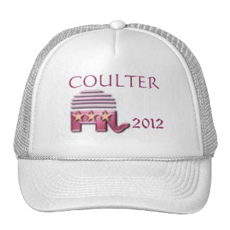 Ann Coulter 2012 Gorra