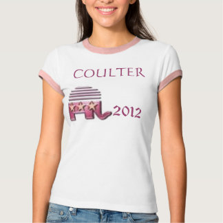 Ann Coulter 2012 T-Shirt