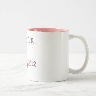 Ann Coulter 2012 Two-Tone Coffee Mug