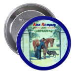 Ann Romney goes Campaigning Buttons
