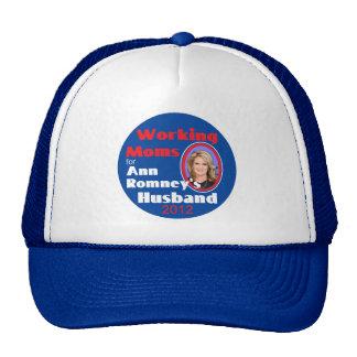 ANN ROMNEY TRUCKER HAT