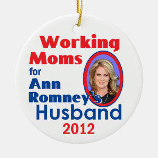 ANN ROMNEY ORNAMENT