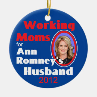 ANN ROMNEY ORNAMENTS
