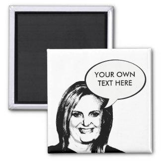 Ann Romney.png Fridge Magnet