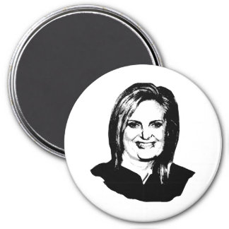 Ann Romney.png Refrigerator Magnet