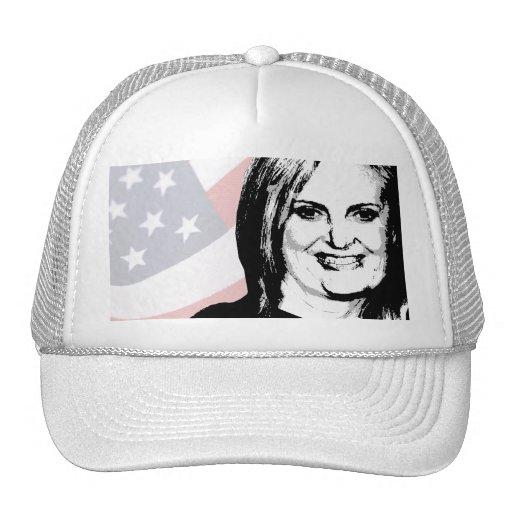 ANN ROMNEY PROPAGANDA TRUCKER HAT
