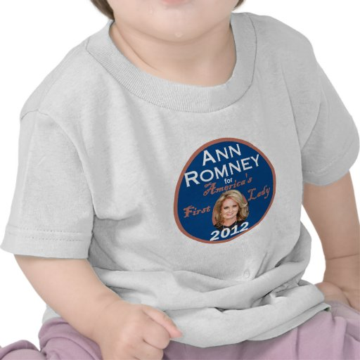 ANN ROMNEY T-SHIRTS