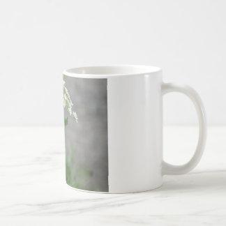 "Ann""s Lace and bird Classic White Coffee Mug"