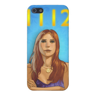 Anna - 1112 Game Characters iPhone 5 Covers