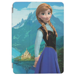 iPad Air Cover with Disney's Frozen Anna design