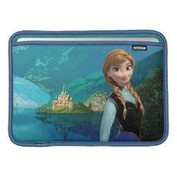 Macbook Air Sleeve with Disney's Frozen Anna design