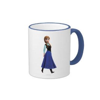 Anna 2 ringer coffee mug