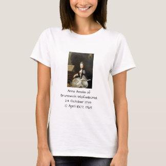 Anna Amalia of Brunswick-Wolfenbuttel 1769 T-Shirt