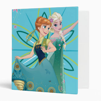 Anna and Elsa | Celebrate Sisterhood Binder