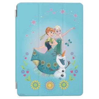 Anna and Elsa | Celebrate Sisterhood iPad Air Cover