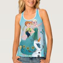 Anna and Elsa | Celebrate Sisterhood Tank Top