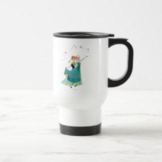 Anna and Elsa | Celebrate Sisterhood Travel Mug