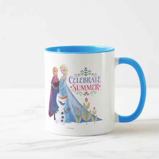 Anna and Elsa | Celebrate Summer Mug