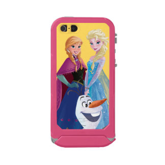Anna and Elsa | Celebrate Summer Waterproof Case For iPhone SE/5/5s