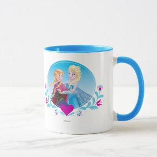Anna and Elsa | Embracing Mug