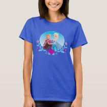 Anna and Elsa | Embracing T-Shirt