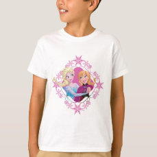 Anna and Elsa | Family Forever T-Shirt
