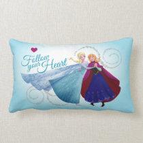 Anna and Elsa | Family Love Lumbar Pillow