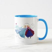 Anna and Elsa | Family Love Mug
