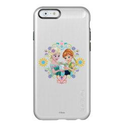 Incipio Feather® Shine iPhone 6 Case with Anna & Elsa Frozen Fever Sister Gift design