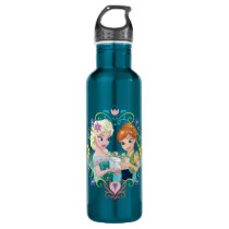 Anna and Elsa | Gift for Sister Water Bottle