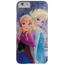 Case-Mate Barely There iPhone 6 Plus Case with Sisters Anna & Elsa of Disney's Frozen design