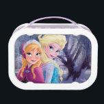 "Anna and Elsa   Holding Hands Lunch Box<br><div class=""desc"">Frozen - Anna and Elsa</div>"
