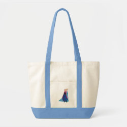 Impulse Tote Bag with Sisters Anna & Elsa of Disney's Frozen design