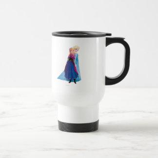 Anna and Elsa | Holding Hands Travel Mug