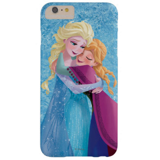 Anna and Elsa | Hugging Barely There iPhone 6 Plus Case