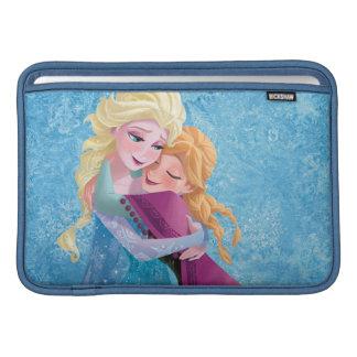 Anna and Elsa | Hugging MacBook Air Sleeve